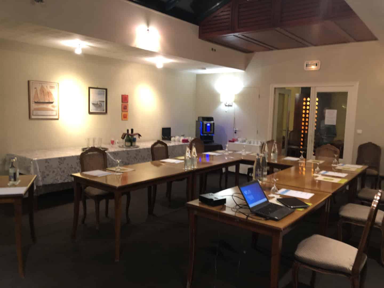 hotel seminaire entreprise meeting saint thegonnec - Accueil